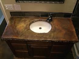 sink countertops bathroom small powder room sink and concrete bathroom s gallery double sink vanity bathroom sink countertops bathroom