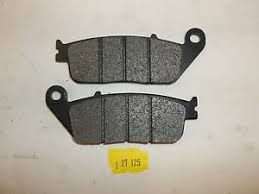 Details About 27 125 Universal Brake Pads Indian Triumph Honda Use Compatibility Chart 196