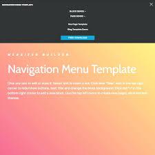 Login Page Templates Template Login Page Design Template Navigation Menu Free Download