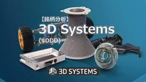 3d システムズ 株価