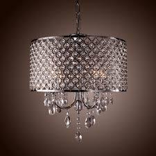 lightinthebox modern drum chandeliers with  lights pendant light