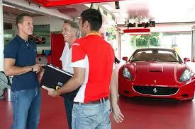 View their inventory on their website. Dario Benuzzi Ferrari Chief Test Driver