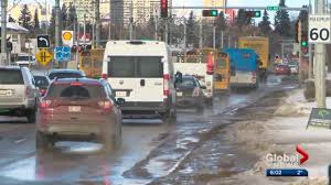 Alberta Traffic Lights Edmonton Looking At Smart Traffic Lights