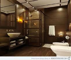 Exellent Simple Brown Bathroom Designs Sophisticated Ideas M Throughout Modern Design