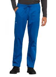 Cherokee Workwear Revolution Unisex Tapered Leg Scrub Pants Ww020