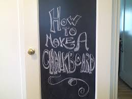 17 Tips for using Chalkboard Paint