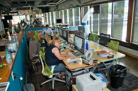 awesome office spaces. alternative office spaces high tech cool digs awesome s