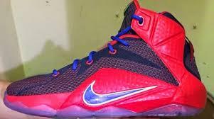 lebron shoes superman. nike lebron 12 gs \u201csuperman\u201d lebron shoes superman