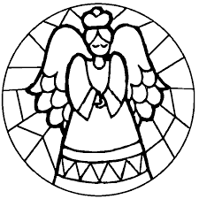 Small Picture Angel Coloring Pages GetColoringPagescom