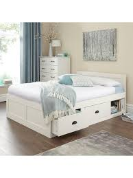 pula storage double bed frame