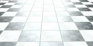 floor tile grout before and after cleaning