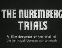 nuremberg trials film  the nuremberg trials nurembergtrialsbanner png