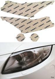 Chevy Cruze (11-14) Tint Headlight Covers