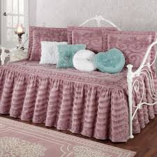 bedding pink and black daybed bedding emily daybed set daybed with trundle modern daybed bedding daybed