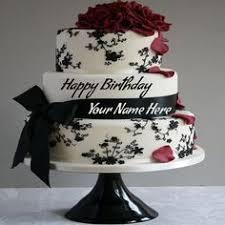 Happy Birthday Fatima Dolls Happy Birthday Cake Images Birthday