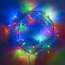 cherry fairy string decor lights