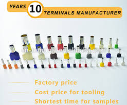 Ferrule Color Chart Qwt 10 Awg 95mm 70mm Cable Brass Bootlace Ferrules Sizes Assorted Colour Chart Twin Electrical Ferrule Cord Terminal Block Buy Insulated Cord End