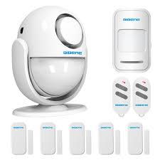 bibene wifi home security door alarm system diy kit