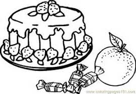 Small Picture Free Printable Food Coloring Pages For Kids Food Coloring Pages In