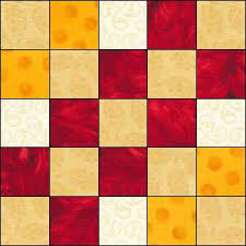 Simple Square Quilt Patterns Simple Irish Chain Quilt Pattern More Than Just A Beginner Quilt