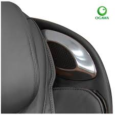 massage chair for car. smart 3d tablet massage chair for car