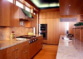 modern kitchen cabinets cherry. Bookmatched-cherry-veneer Modern Kitchen Cabinets Cherry K