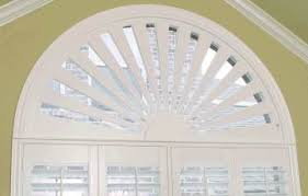 Doorway And Window Molding  Window Curtains Moldings And WindowSemi Circle Window Blinds