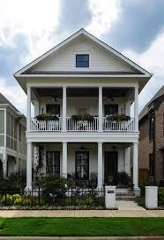 Charleston House Design Narrow Lot House Design Charleston Style Row House Stacked