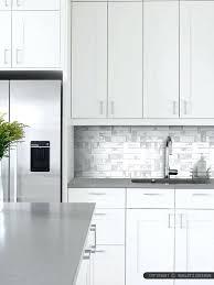 modern tile backsplash. Interesting Modern Contemporary Backsplash Tile White Glass Metal Modern For And E