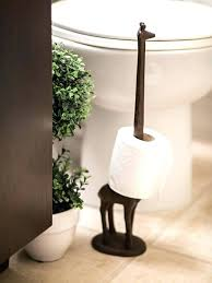 toilet paper caddy interior toilet paper elegant wooden free standing roll holder freestanding stand storage intended