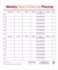 Blank Weekly Calendar 9 Free Pdf Word Documents Download Free
