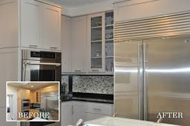 cabinets for less. Beautiful Less Hester Painting U0026 Decorating Cabinets Before  And Cabinets For Less W