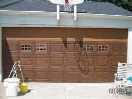 diy faux wood garage doors. DIY Faux Wood Garage Door Tutorial By Prodigal Pieces Www.prodigalpieces.com Diy Faux Wood Garage Doors R