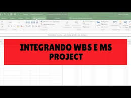 Wbs Chart Pro 4 9 Serial Number Integrando Wbs Chart Pro E Wbs Schedule Pro Com Microsoft Project Professional Ms Project