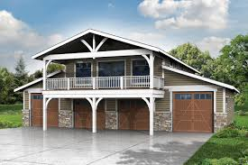 modern house plans with garage underneath rts