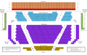 Charlotte Performing Arts Center Seating Chart Box Office Cpacpresents