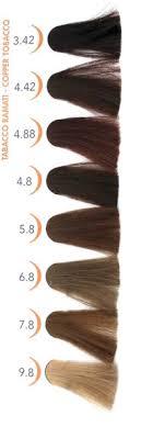 Solfine Color Chart Palette Couleur Solfine