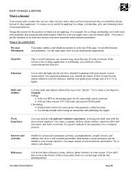 What Does Resume For Job Mean Whats Good Objective Is Cover Letter