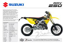 suzuki rmv250 concept 2 smokin passion for 2 strokes