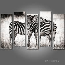 zebra wall art zebra canvas wall art 3 pieces canvas painting oil painting wall decor