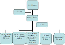 Information System Department Organizational Chart Humanresources Organizational Structure