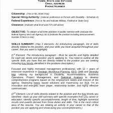 Usajobs Resume Builder Cool Federal Resume Builder Inspirational 42