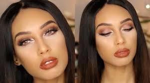 um brown skin tone minniedas you warm tone makeup tutorial for all skintones mspreciousmarie you foundation