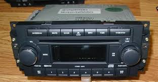 oem radios vehicle radio electronic original replacement parts 2004 2007 dodge durango mp3 radio 6 disc cd changer