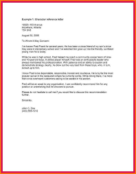 10 Good Moral Character Letter For Immigration Sample Shawn Weatherly