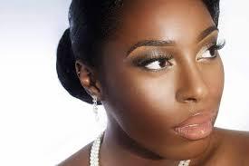 giselle makeup artist specialising in black bridal based in london