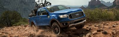 2020 ford ranger review features