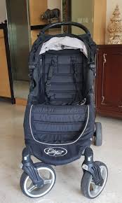 baby jogger city mini 4 wheel stroller
