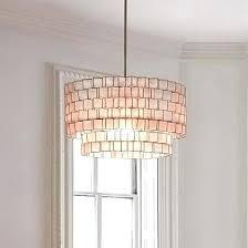 capiz chandelier west elm capiz shell chandelier west elm