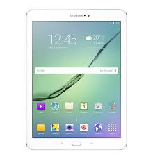 samsung tablet png. front view of white galaxy tab s2 samsung tablet png